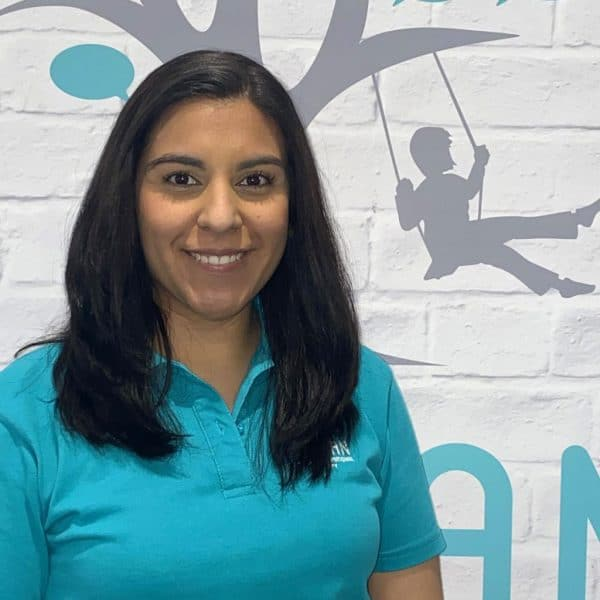 NSPOT Team Denise Caqui Bazan